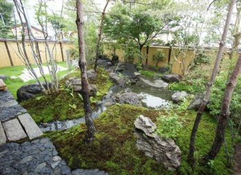 癒しの庭 一宮市 木蔵庭